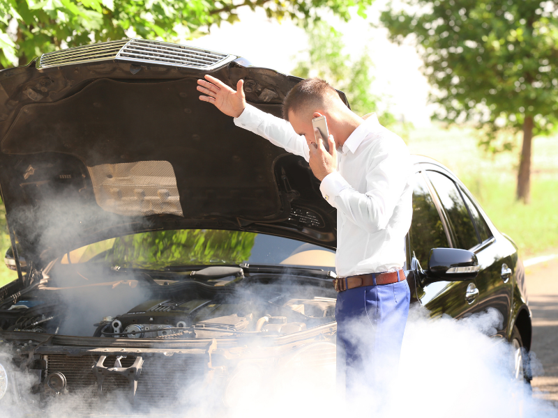 8 Things That Will Make Your Car Overheat Constantly