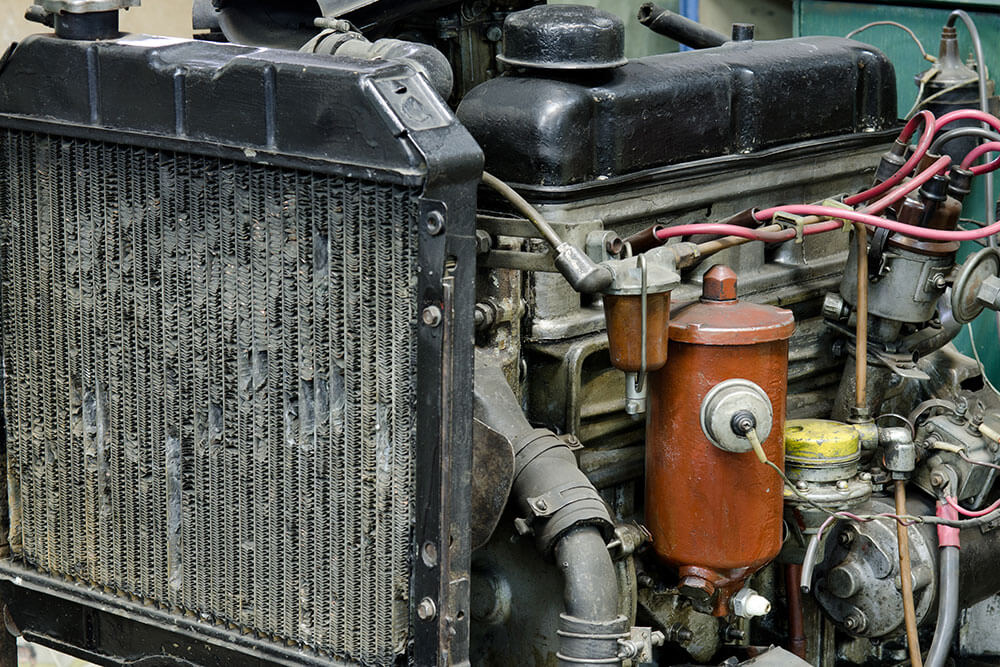 Common Reasons Why Your Classic Car Is Overheating